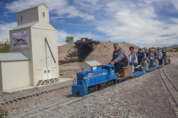 Live Steamers Nevada Southern Railway